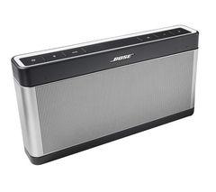 BOSE SoundLink Mobile III Wireless Portable Speaker - Grey