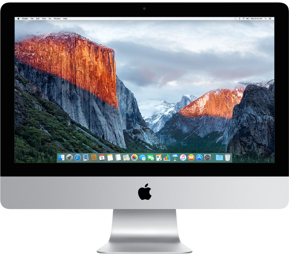 "Image of Apple iMac 4K 21.5"" (2015)"