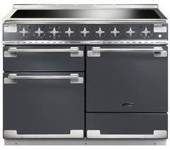 RANGEMASTER Elise 110 Electric Induction Range Cooker - Slate & Chrome