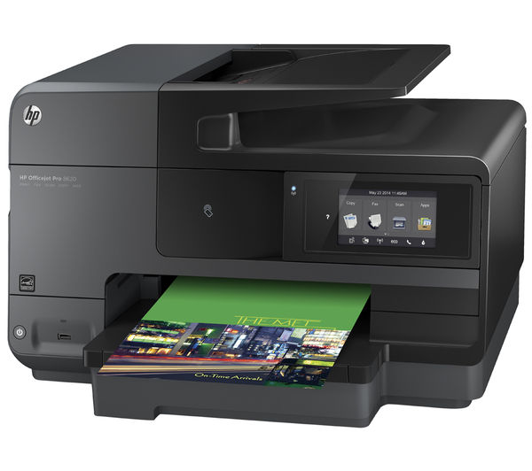 buy hp officejet pro 8620 all in one printer with fax. Black Bedroom Furniture Sets. Home Design Ideas
