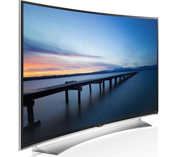 buy lg 55ug870v smart 3d ultra hd 4k 55 curved led tv free delivery currys. Black Bedroom Furniture Sets. Home Design Ideas