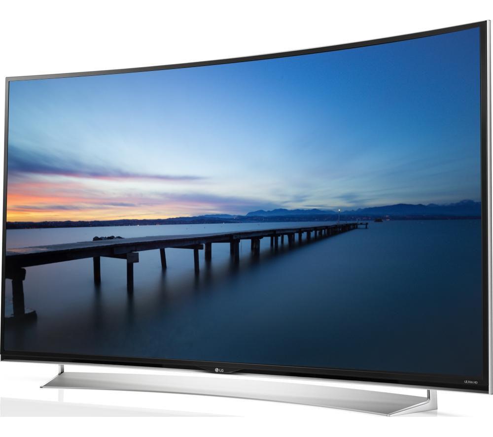 buy lg 55ug870v smart 3d 4k ultra hd 55 curved led tv free delivery currys. Black Bedroom Furniture Sets. Home Design Ideas