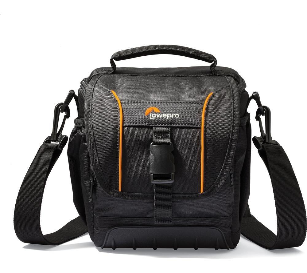 LOWEPRO Adventura SH 140 ll DSLR Camera Bag - Black