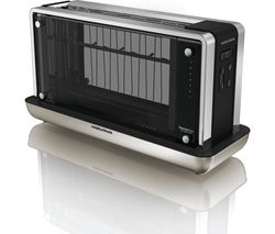 MORPHY RICHARDS Redefine 228000 2-Slice Toaster - Glass