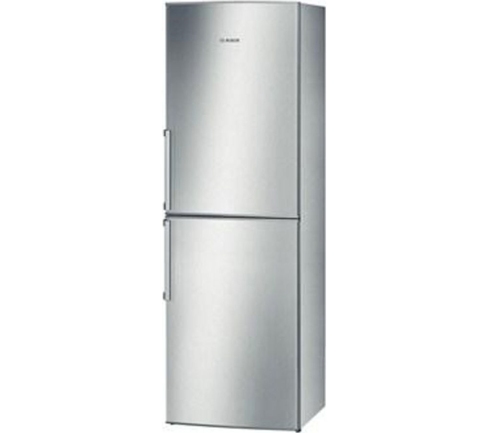 BOSCH  Exxcel KGN34VL20G Fridge Freezer  Stainless Steel Silver