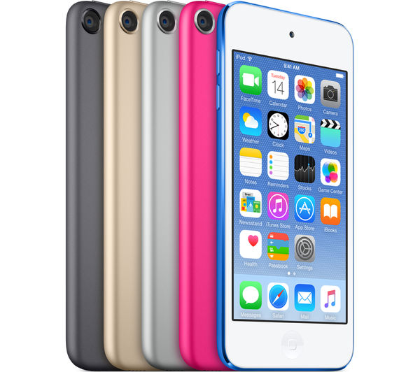 APPLE iPod touch - 16 GB, 6th Generation ...