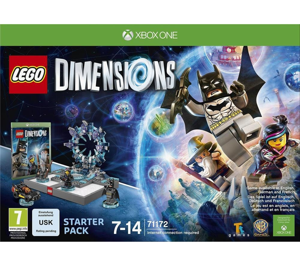 LEGO DIMENSIONS Starter Pack - for Xbox One