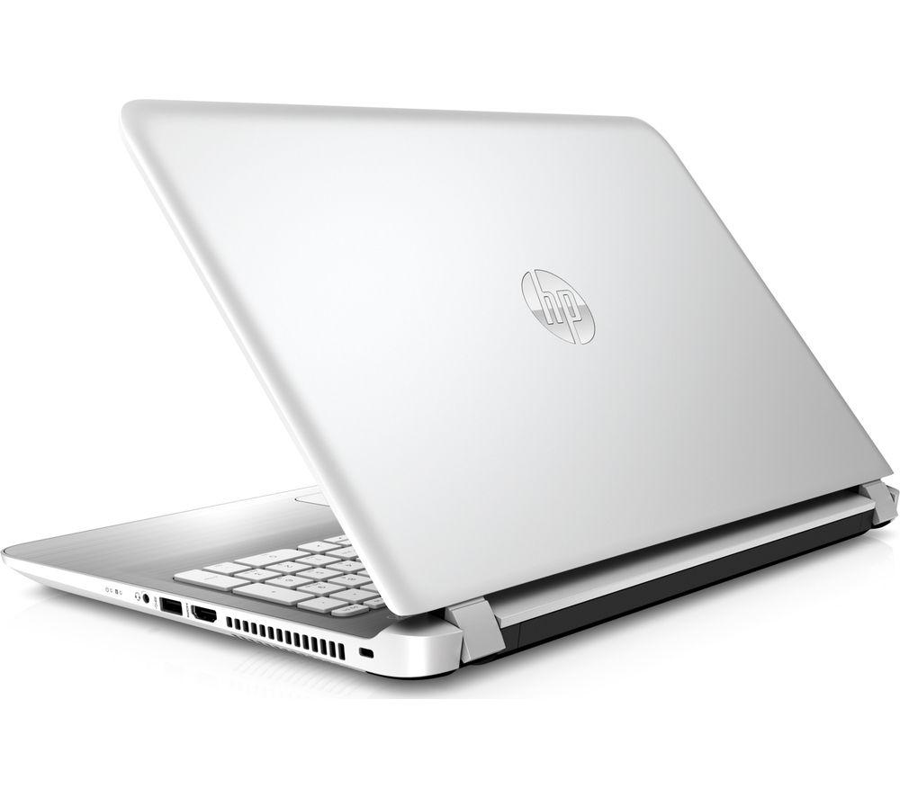 HP Pavilion 15ab254sa 15.6 Laptop  White White
