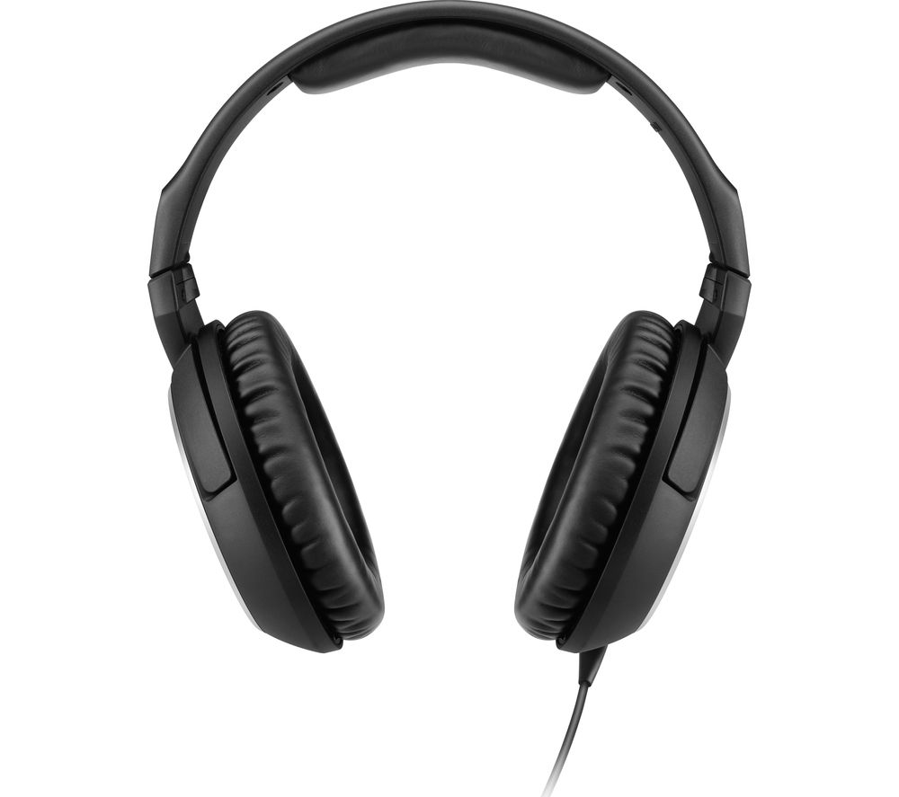 Click to view more of SENNHEISER  HD 471i Headphones - Black, Black