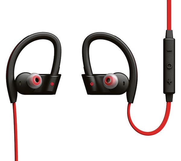Buy JABRA Sport Pace Wireless Bluetooth Headphones - Red ...