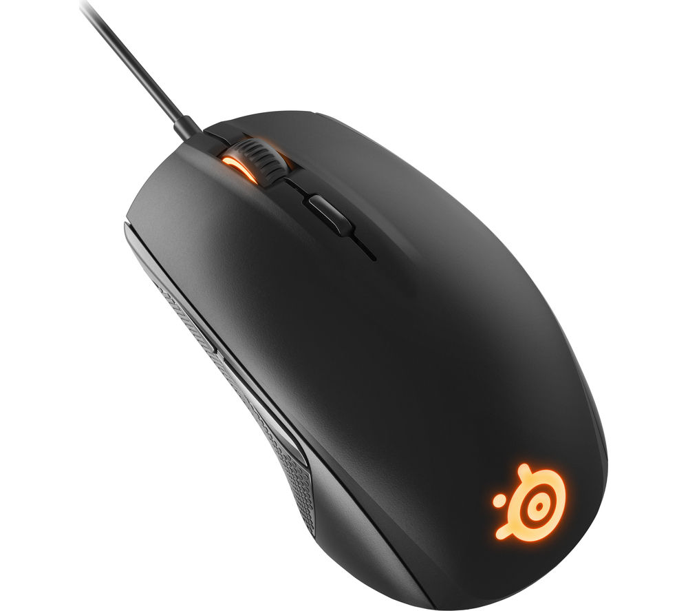 STEELSERIES Rival 100 Optical Gaming Mouse Review