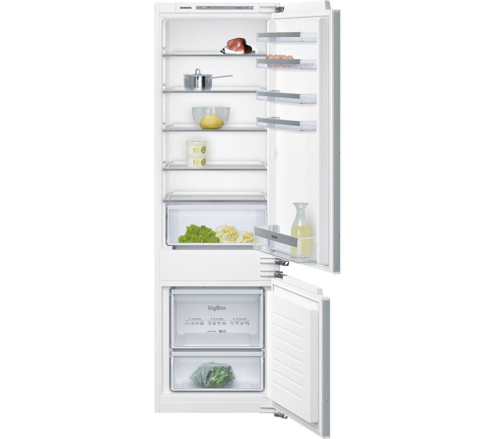 SIEMENS KI87VVF30G Integrated 70/30 Fridge Freezer