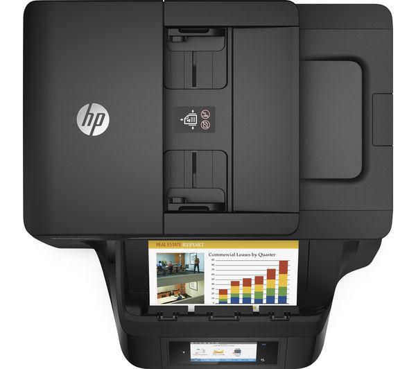 Image of HP OfficeJet Pro 8728 All-in-One Wireless Inkjet Printer