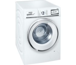 SIEMENS iQ700 WMH6Y790GB Smart Washing Machine - White