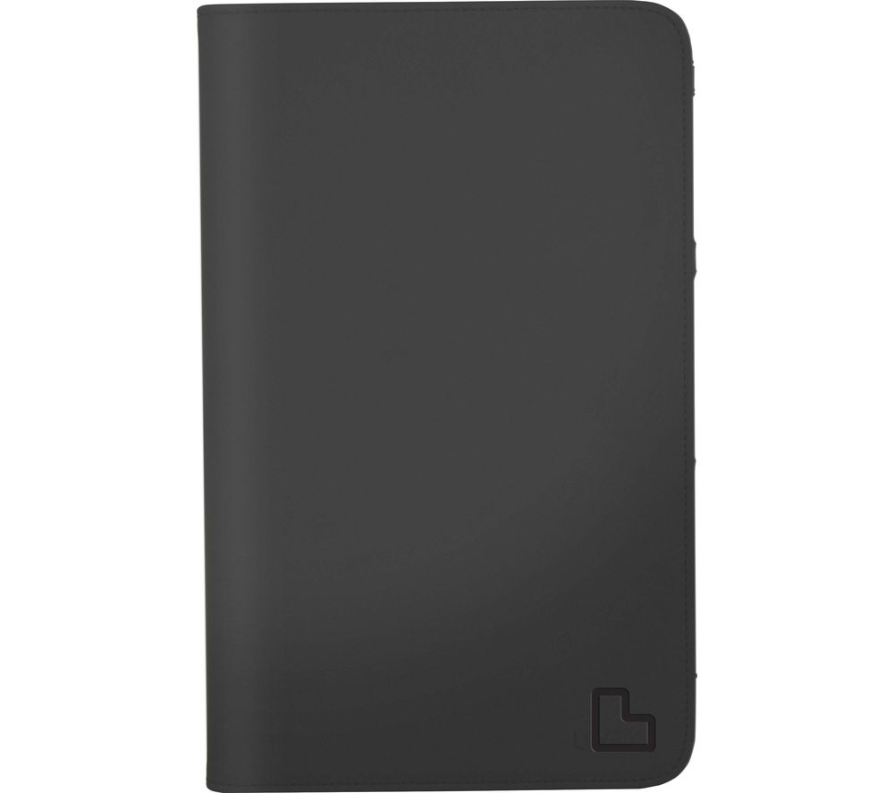 "LOGIK L101ASK16 Starter Kit Samsung Galaxy Tab A 10.1"" Case - Black"