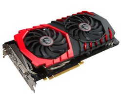 MSI GeForce GTX 1060 GAMING Graphics Card