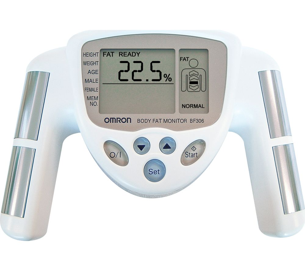 OMRON HBF-306-E BF 306 Body Fat Monitor