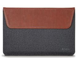 MAROO MR-MS3307 Woodland Surface Pro 4 Sleeve - Black & Brown