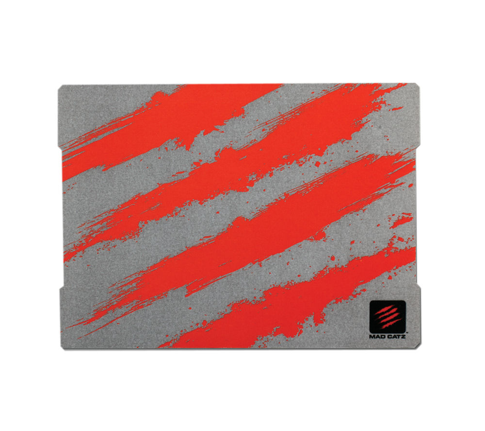 MAD CATZ G.L.I.D.E. 3 Gaming Surface - Red & Grey