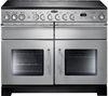 RANGEMASTER Excel 110 Electric Ceramic Range Cooker - Stainless Steel