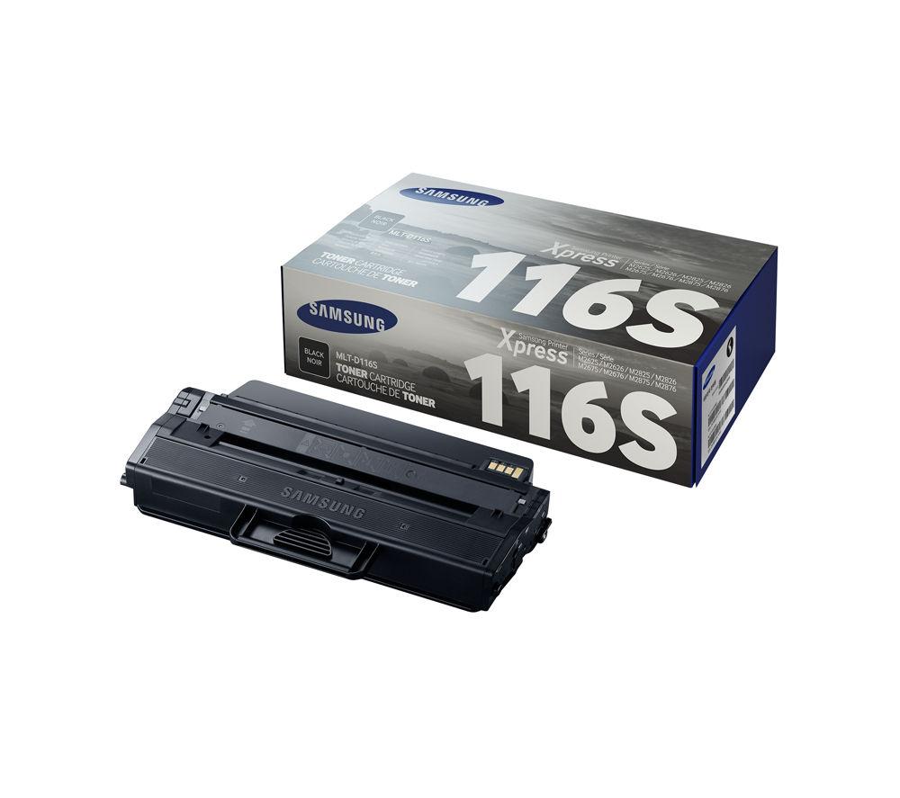 SAMSUNG MTL-D116S Black Toner