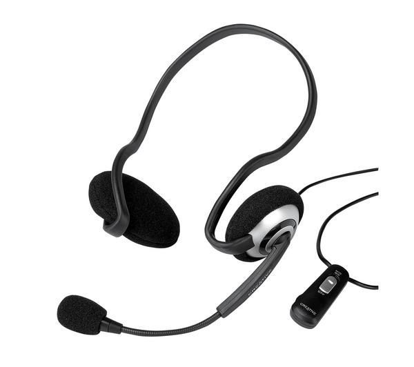 CREATIVE HS-390 Headset,  Microphone