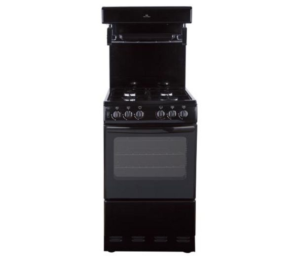 NEW WORLD  50THLG Gas Cooker  Black Black