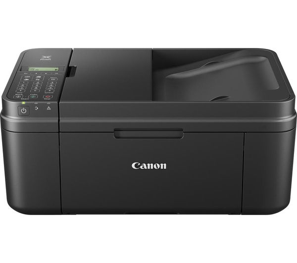 Image of CANON PIXMA MX495 All-in-One Wireless Inkjet Printer with Fax - Black