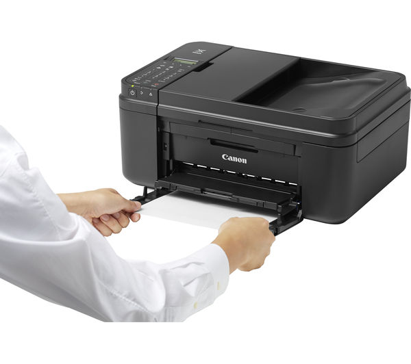 buy canon pixma mx495 all in one wireless inkjet printer with fax black pg 545 cl 546 tri. Black Bedroom Furniture Sets. Home Design Ideas