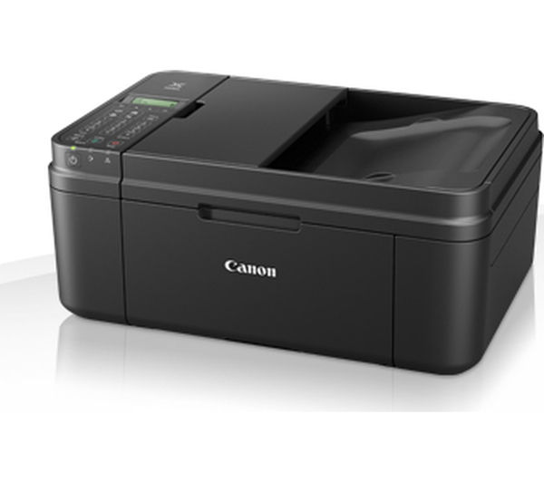 how to connect canon printer to pc wireless