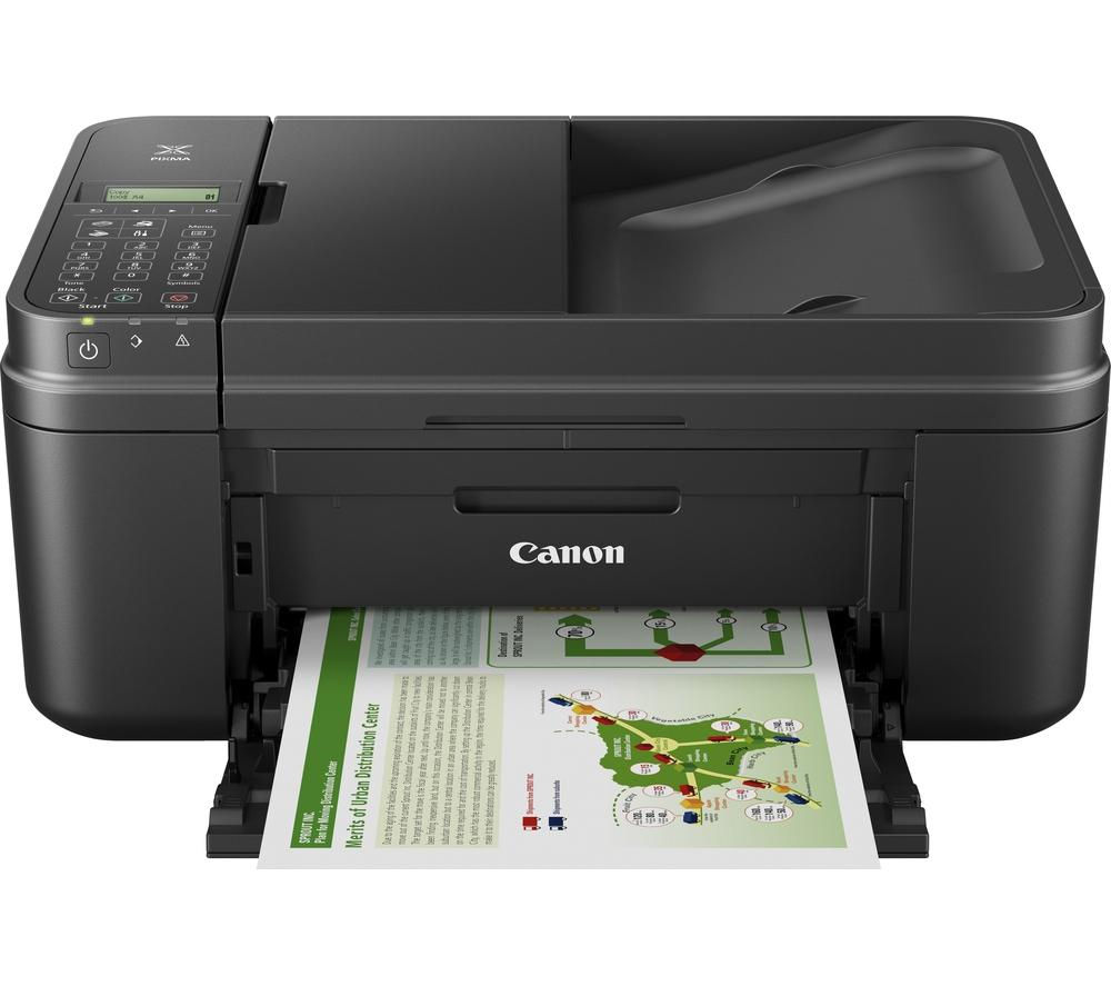 CANON  PIXMA MX495 All-in-One Wireless Inkjet Printer with Fax - Black +  PG-545XL/CL-546 Tri-colour & Black Ink Cartridges - Multipack