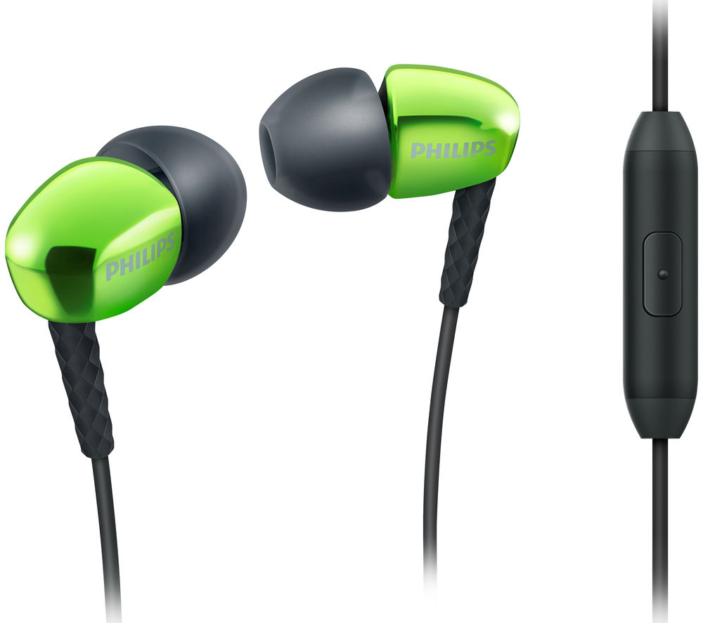 PHILIPS SHE3905GN/00 Headphones - Green