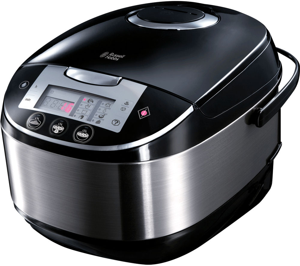 Buy russell hobbs 21850 multi cooker stainless steel for Multi cooker