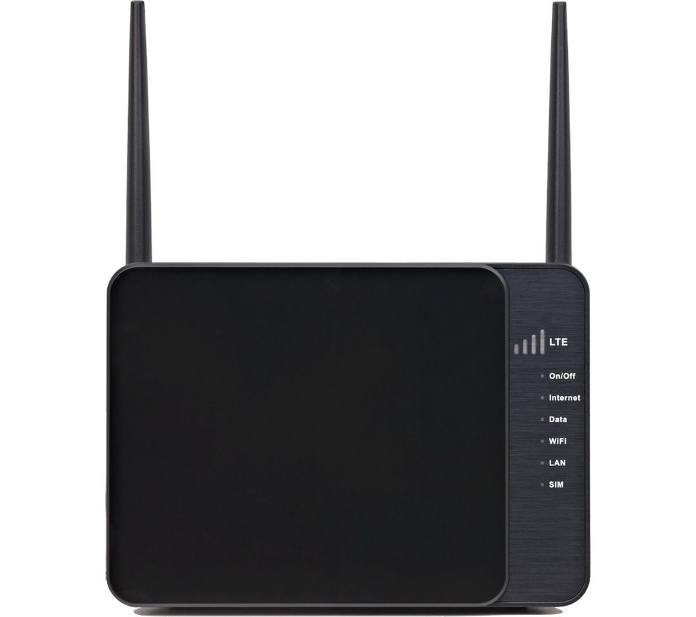 ASUS 4G-N12 Wireless 4G & Modem Router - N300, Single-band