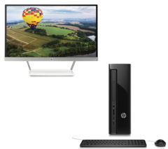 HP Slimline 450 Desktop PC