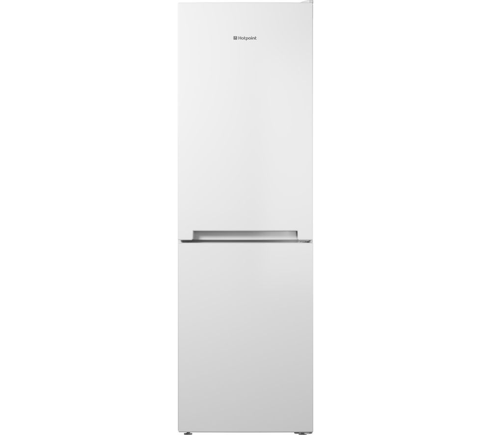HOTPOINT  Smart SMX95T1UW Fridge Freezer  White White