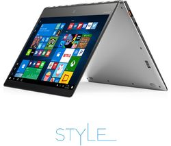 "LENOVO YOGA 900S 12.5"" 2 in 1 - Silver"