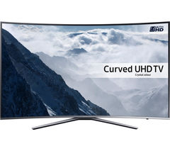 "SAMSUNG UE65KU6500 Smart 4K Ultra HD HDR 65"" Curved LED TV"
