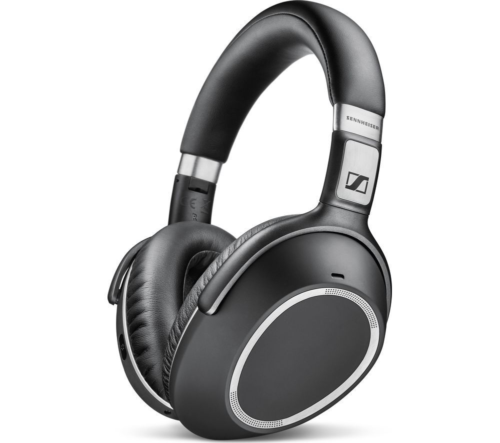 Click to view more of SENNHEISER  PXC 550 BT NC Wireless Bluetooth Noise-Cancelling Headphones - Black, Black