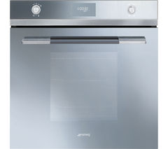 SMEG Linea SF109S Electric Oven - Silver
