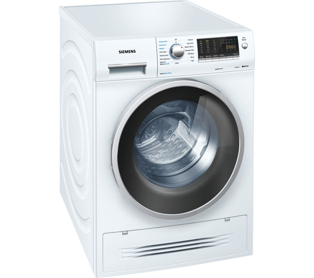 SIEMENS WD14H421GB Washer Dryer Review