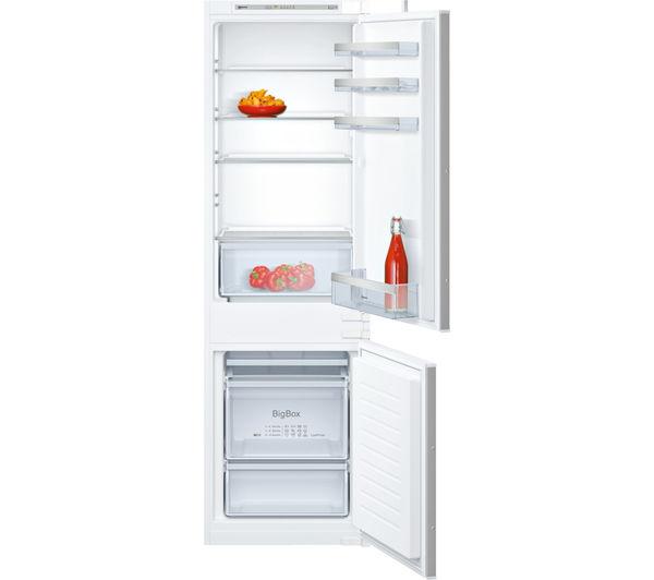 NEFF  KI5862S30G Integrated Fridge Freezer