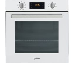 INDESIT IFW 6340 WH Electric Oven - White