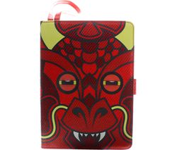 "TABZOO ZOO8DRAG 8"" Tablet Folio Case - Dragon"