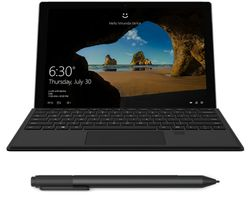 MICROSOFT Surface Pro 4 & Typecover Bundle - 128 GB