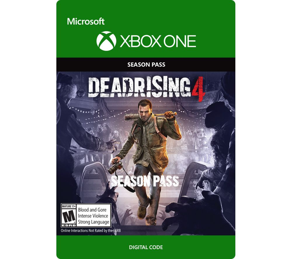 MICROSOFT Xbox One Dead Rising 4 - Season Pass