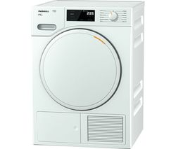 MIELE Eco TWE620WP Heat Pump Tumble Dryer - White