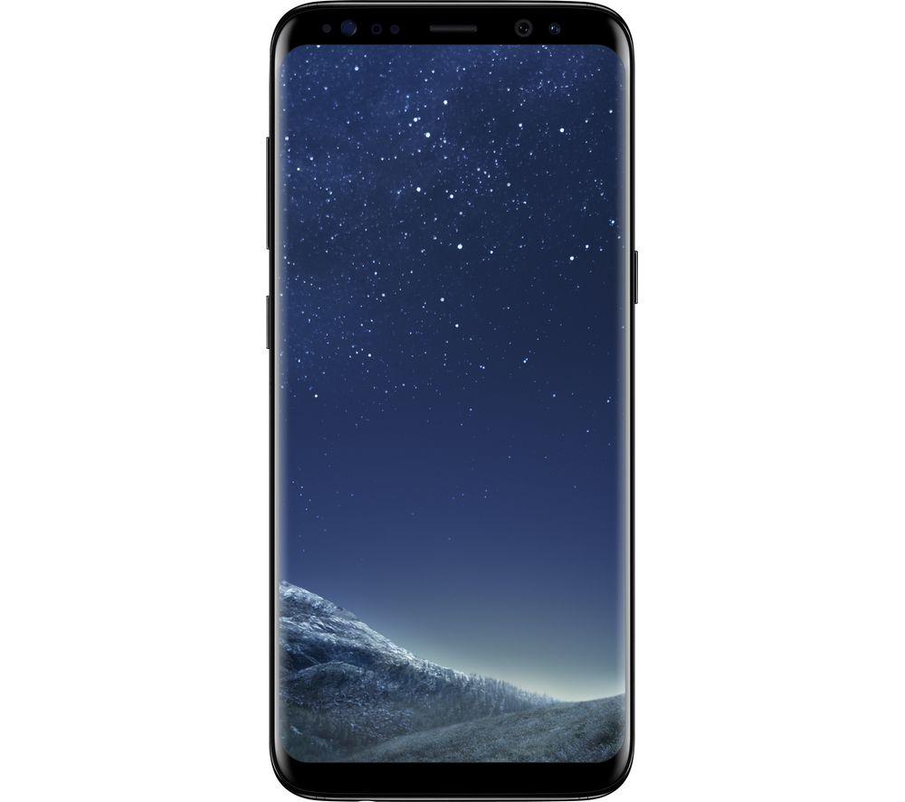 SAMSUNG Galaxy S8 - 64 GB, Black