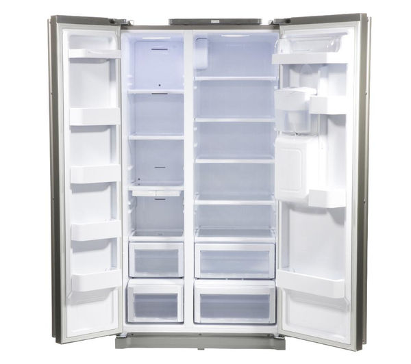 Samsung rsa1rtmg1 xeu american fridge freezer graphite