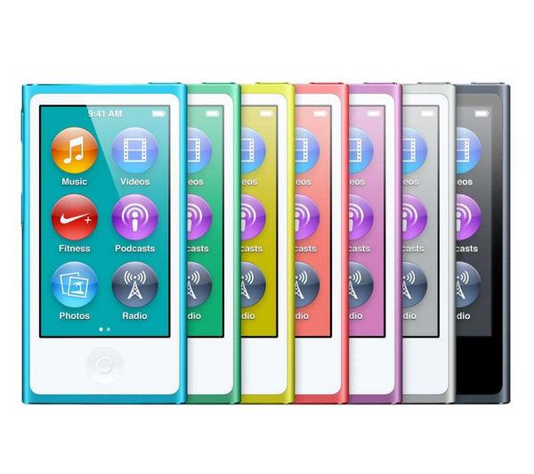 buy apple ipod nano 16 gb 7th generation purple free